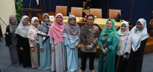 Keputrian Lembaga Dakwah Kampus (LDK) Syahid FIDIKOM UIN