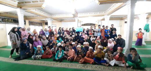 Mahasiswa Jurusan Pengembangan Masyarakat Islam Ajak Masyarakat Diskusi Masalah Desa