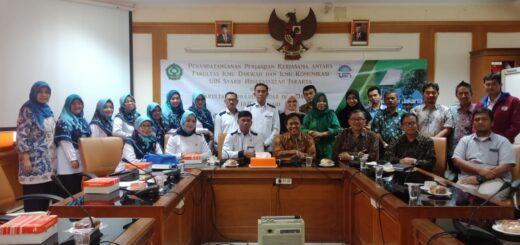 FUAD IAIN Kendari bersama FIDIKOM UIN Jakarta