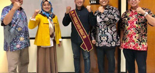 Dekanat FIDIKOM UIN Jakarta dan Juara Berbakat Duta Pendidikan Banten