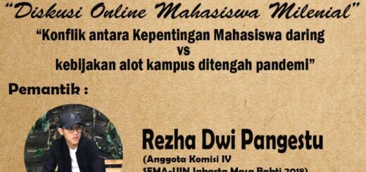 DILAN MILEA HMJ Kessos UIN Jakarta