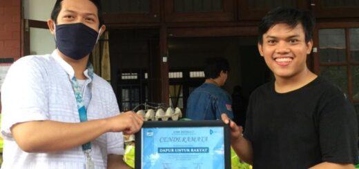 DNK TV Fidkom UIN Jakarta Berbagi
