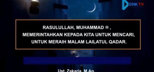 Kajian di DNK TV UIN Jakarta