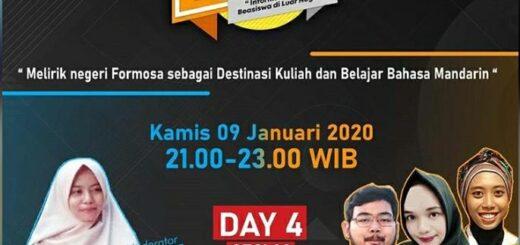 Mahasiswi Jurusan Manajemen Dakwah, Fakultas Dakwah dan ilmu Komunikasi UIN Syarif Hidayatullah Jakarta, Syifani Wirianisa, berpartisipasi aktif menjadi Moderator dalam Webinar Pemecahan Rekor Muri 100 Jam