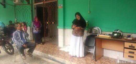 SETELAH SATU BULAN MELAKSANAKAN PRAKTIKUM, MAHASISWA UIN JAKARTA PAMIT