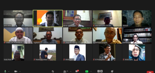 Rangkaian Review Kurikulum Pengembangan Akademik Program Studi Manajemen Dakwah UIN Jakarta