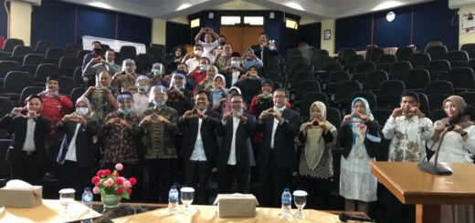 Penandatanganan Perjanjian Kerjasama FDIKOM UIN Jakarta Purwekerto